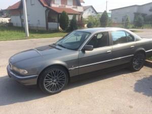 BMW serija 7 730d
