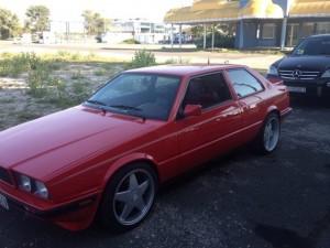 Maserati Biturbo V6
