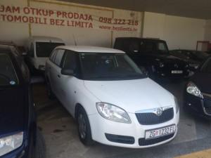 Škoda Fabia Combi 1,2 Classic