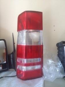 Stop lampe za novi model SPRINTER