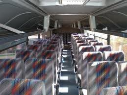 Sjedala kompletna za sve vrste autobusa
