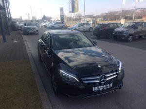 Mercedes C 200 d CDI