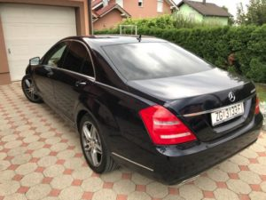 Mercedes S 350 4MATIC